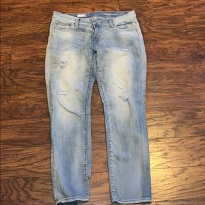 Gap 1969 Girl friend jeans